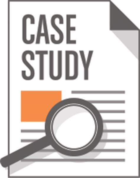 Report writing case study